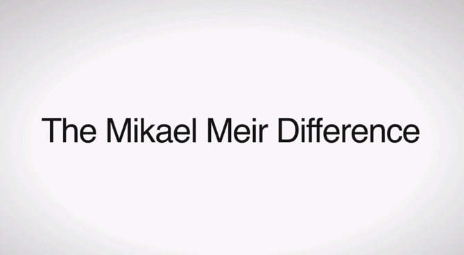 The Mikael Mier Difference